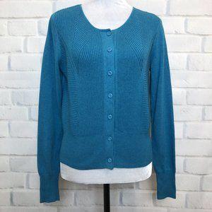 CAbi 3169 Darby Ribbed Cardigan Sweater